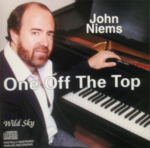 John Niems Music Album, One Off the Top