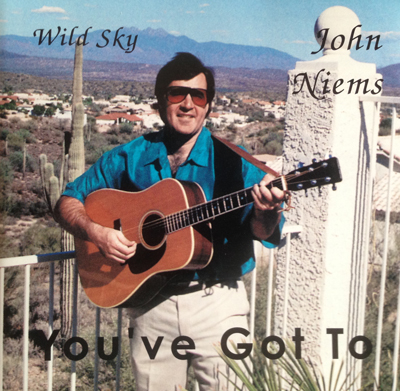 John Niems Music Album, You've Got To